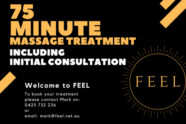 feel remedial massage and dry needling therapy gift card